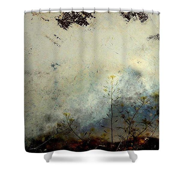 Voices Shower Curtain