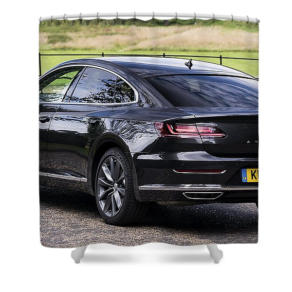 Volkswagen Arteon Shower Curtain
