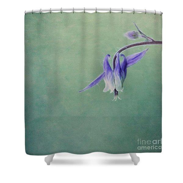 Fairy Flower Shower Curtain