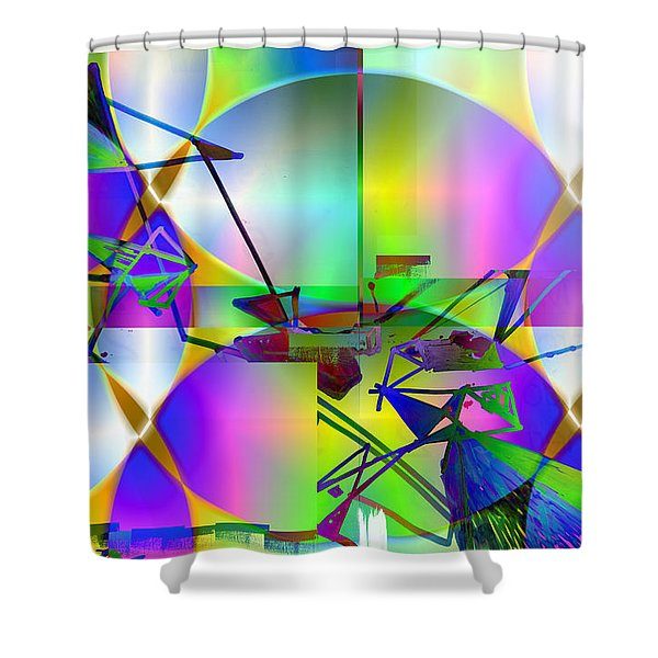 Waiting For Spring.. Shower Curtain