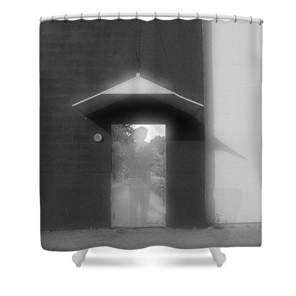 Walkaway Shower Curtain