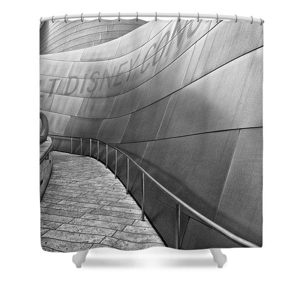 Walt Disney Concert Hall One Shower Curtain