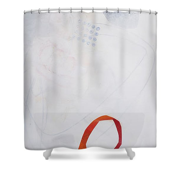 Washed Up # 1 Shower Curtain