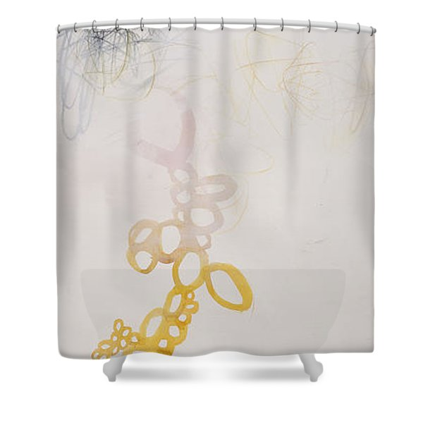 Washed Up # 4 Shower Curtain