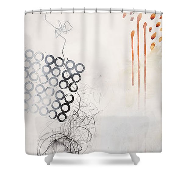 Washed Up # 8 Shower Curtain