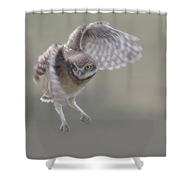 Watch Me Now. Shower Curtain