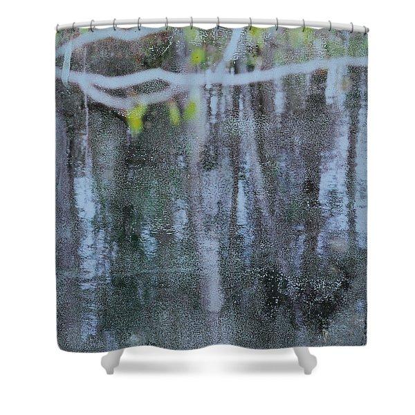 Water #11 Shower Curtain