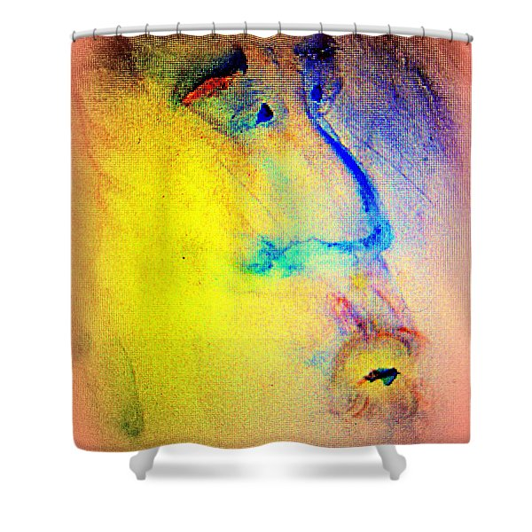 We Are Family, So Let's Stick Together Until We Are All Dead  Shower Curtain