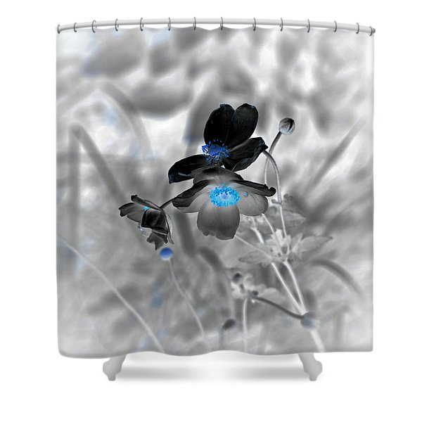 We Fade To Grey 4 Part 2 Shower Curtain