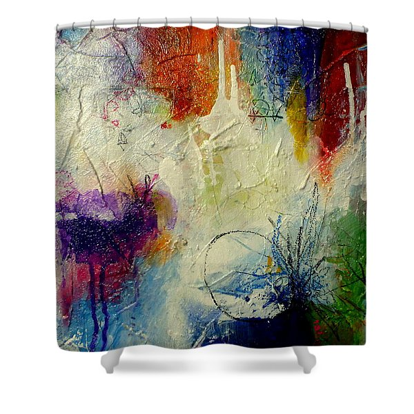 We Should Be Dancing Shower Curtain
