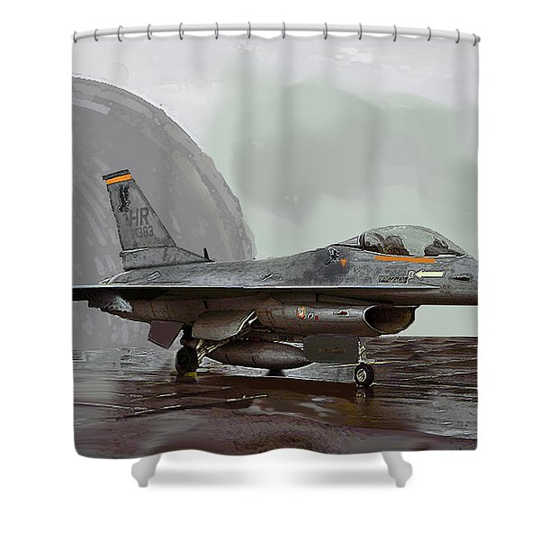Weather Day Shower Curtain