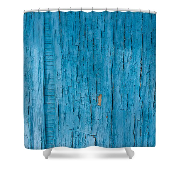 Weathered Wall Amargosa Opera House Death Valley Shower Curtain