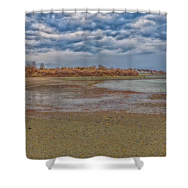 Webb Memorial State Park Shower Curtain