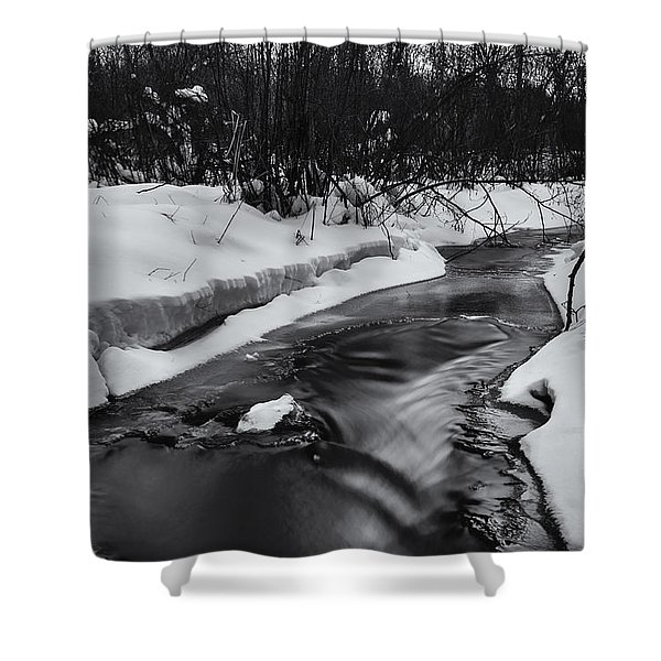 Weber Creek Shower Curtain