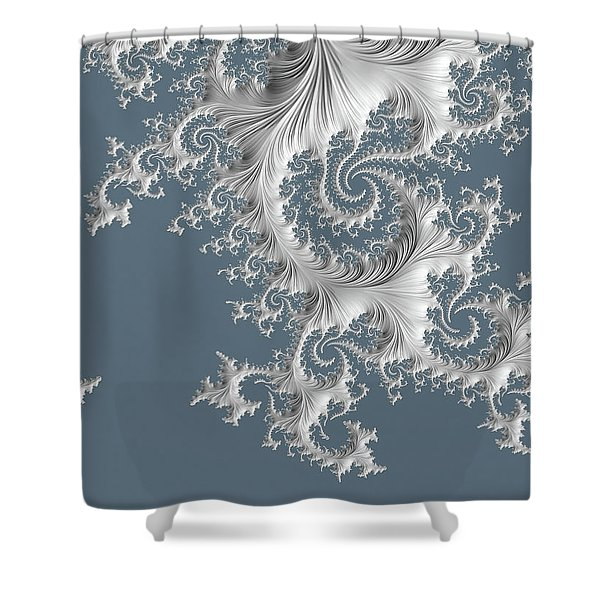 Wedgwood Shower Curtain
