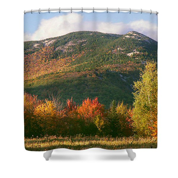 Welch And Dickey Mountains Shower Curtain