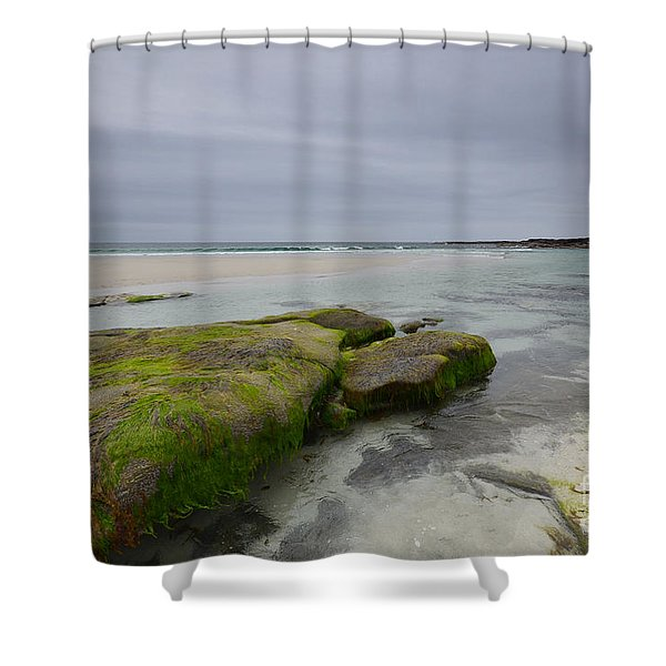 Welcome To Barra Shower Curtain