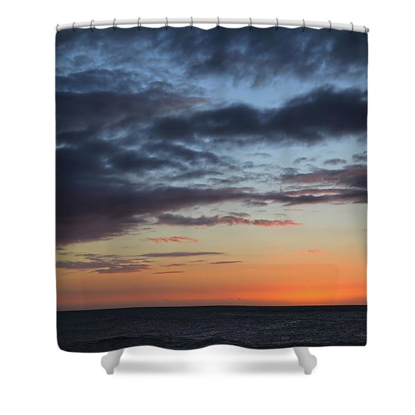 We're All Alone Shower Curtain