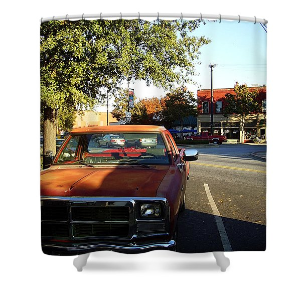West End Shower Curtain