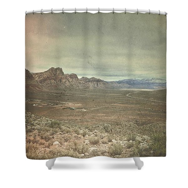 West Shower Curtain