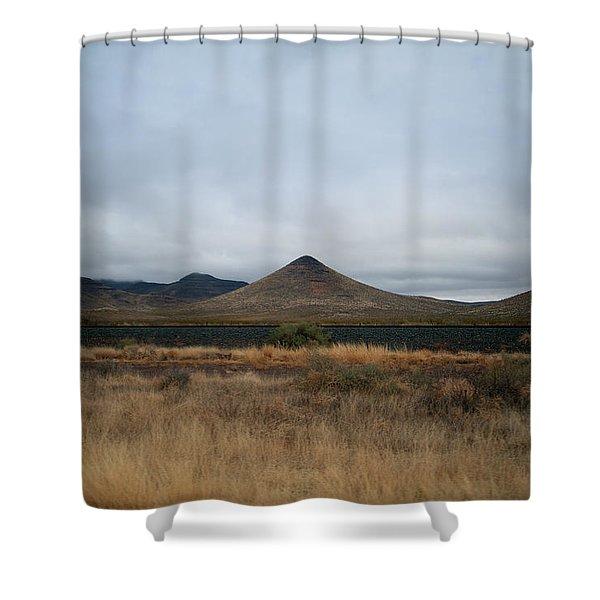 West Texas #2 Shower Curtain