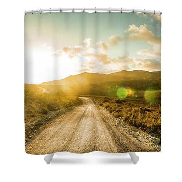 Western Way Shower Curtain