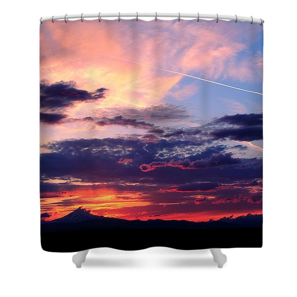 What Chemical Forces Flow Shower Curtain