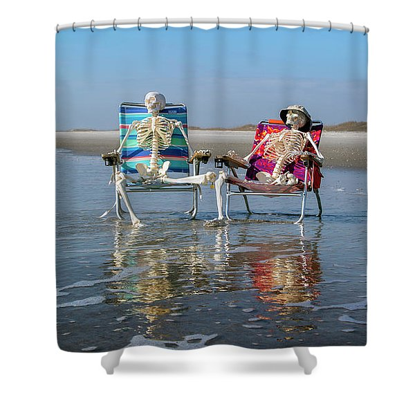 What Did You Like Most Shower Curtain