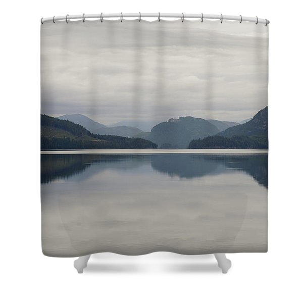 What, Do You See? Shower Curtain