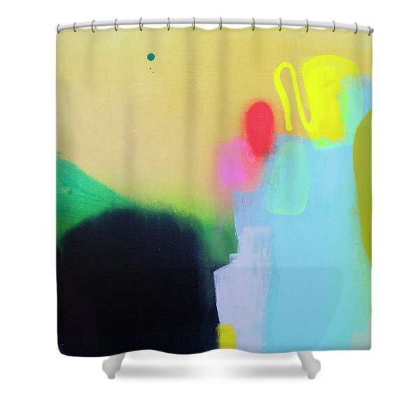 What You Do To Me Shower Curtain