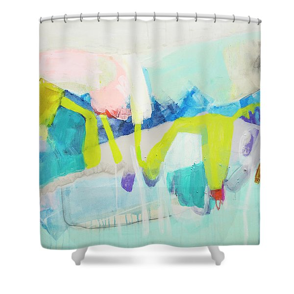 Whatever Makes You Happy Shower Curtain