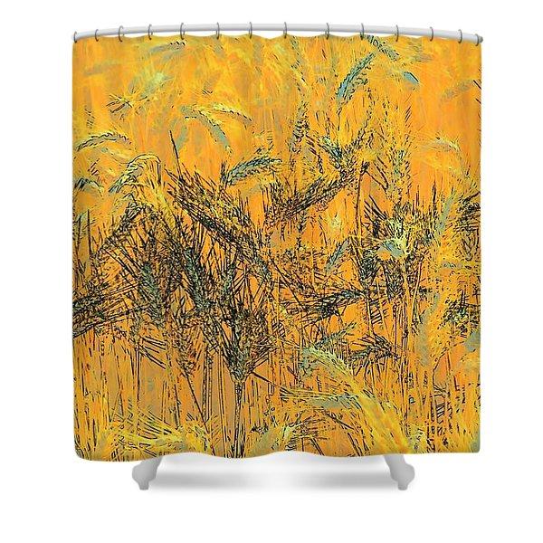 Wheatscape 6343 Shower Curtain