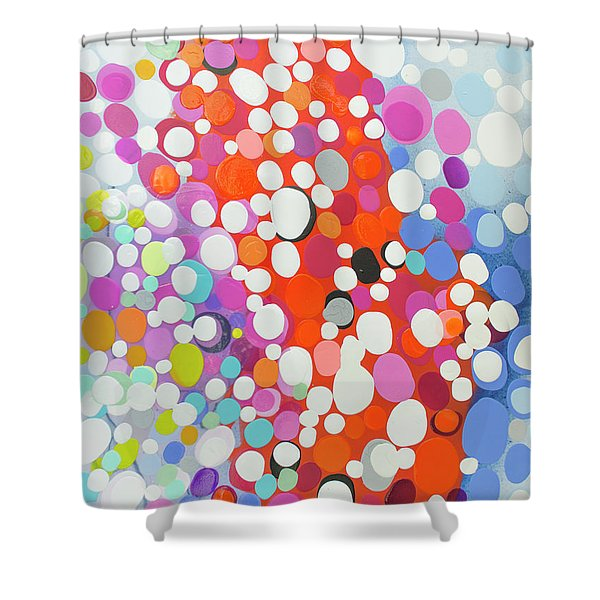 When Day Turns To Night Shower Curtain