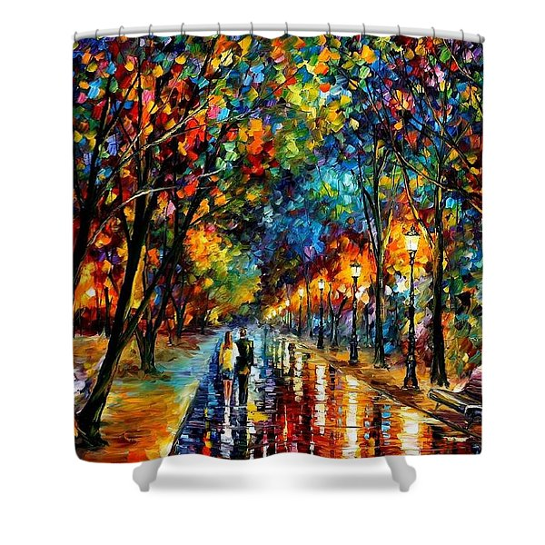When Dreams Come True  Shower Curtain