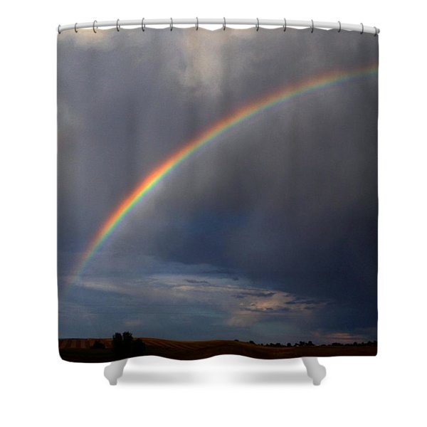 Time Takes My Life Shower Curtain