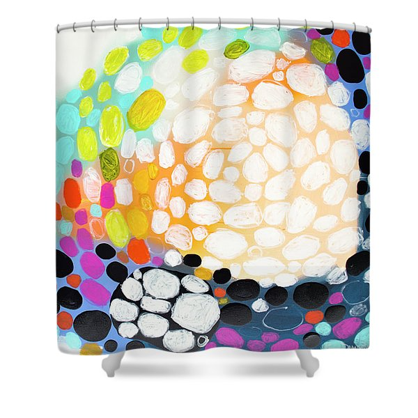 When You Get Home Shower Curtain