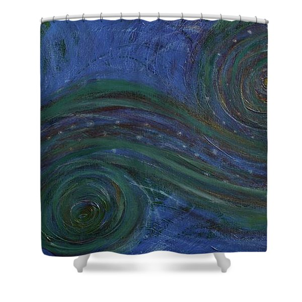 Whimsy 1 Shower Curtain
