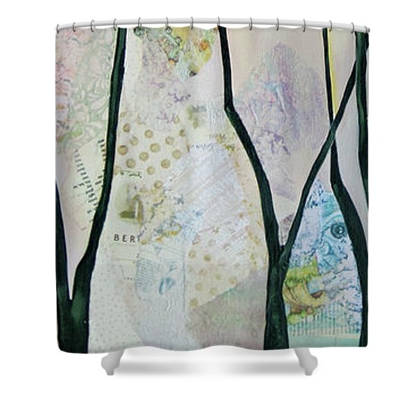 Whimsy I Shower Curtain