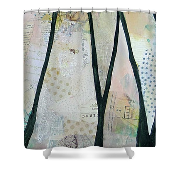 Whimsy II Shower Curtain