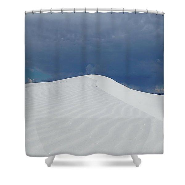 White Sands II Shower Curtain