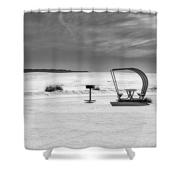 White Sands National Monument #9 Shower Curtain