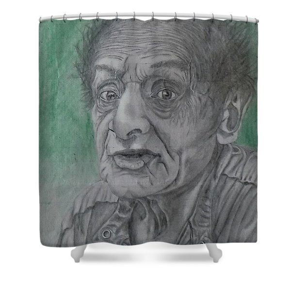 Who Loves Ya Baby Shower Curtain