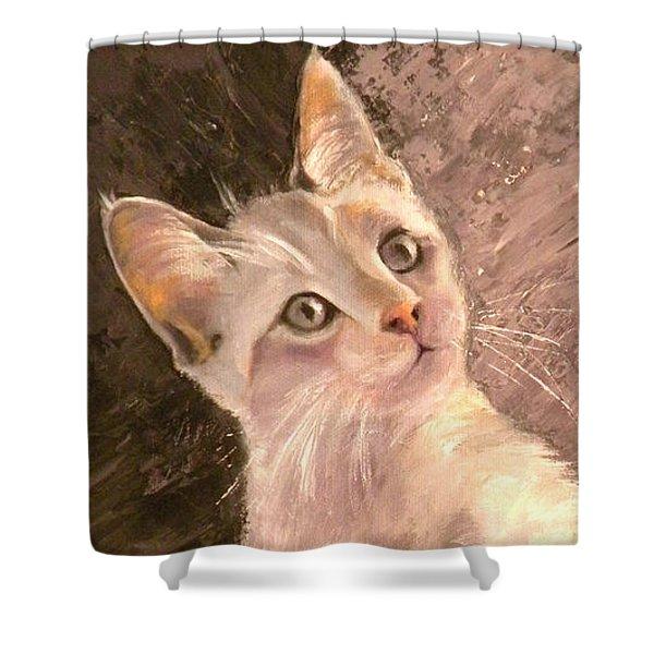 Whole Lotta Lovin Shower Curtain