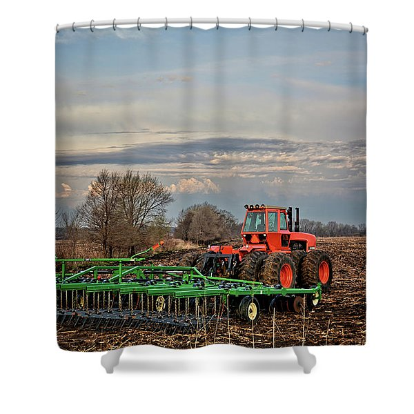 Who'll Stop The Rain 2 Shower Curtain