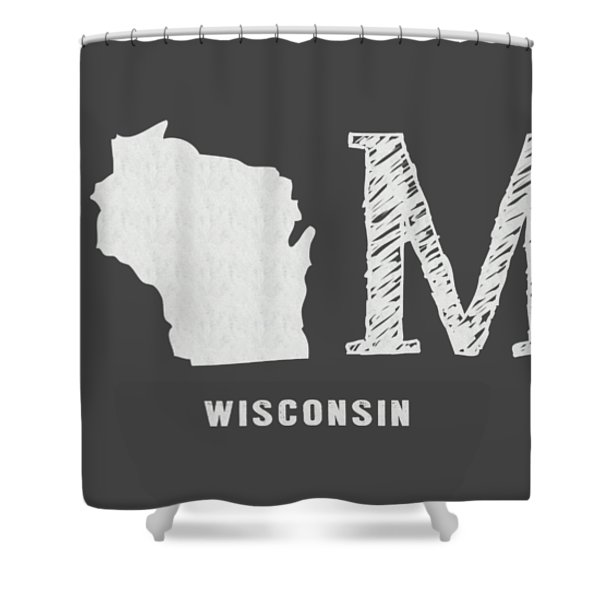 Wi Home Shower Curtain