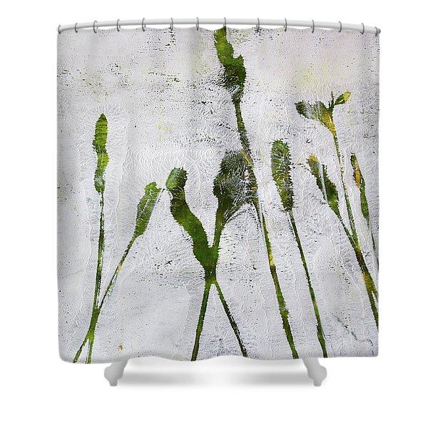 Wild Grass 4 Shower Curtain