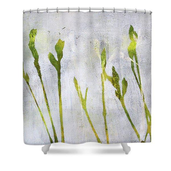 Wild Grass Series 1 Shower Curtain