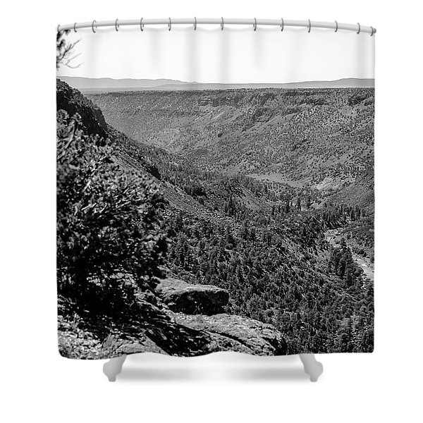 Shower Curtain featuring the photograph Wild Rivers by Jason Coward