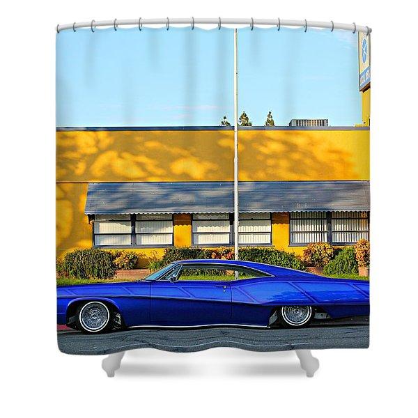 Wild Wildcat Shower Curtain