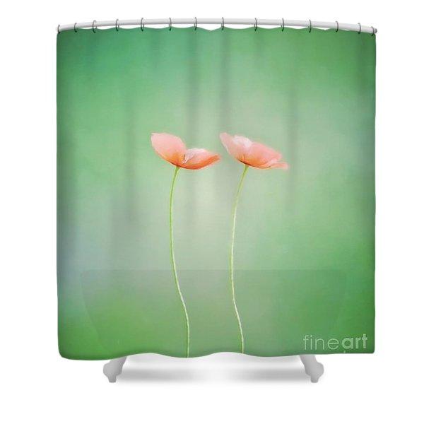 Wildflower Duet Shower Curtain